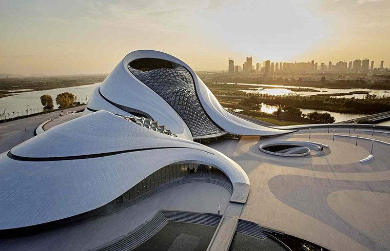 Produsele Sika, folosite in proiecte arhitecturale capodopera la nivel international