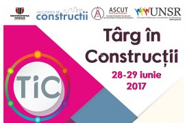 """Prima ediție a evenimentului TiC """"Târg în Construcții""""!"""