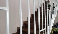 Placarea cu trepte din lemn a scărilor interioare din beton Lemnul nu trebuie sa se gaseasca