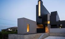 Casa Scape, o compozitie inspirata de prisme