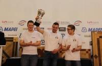 Campionatul European de Montaj Parchet 2016: editia a-6-a