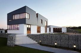 Gabioanele, exemple interesante in arhitectura