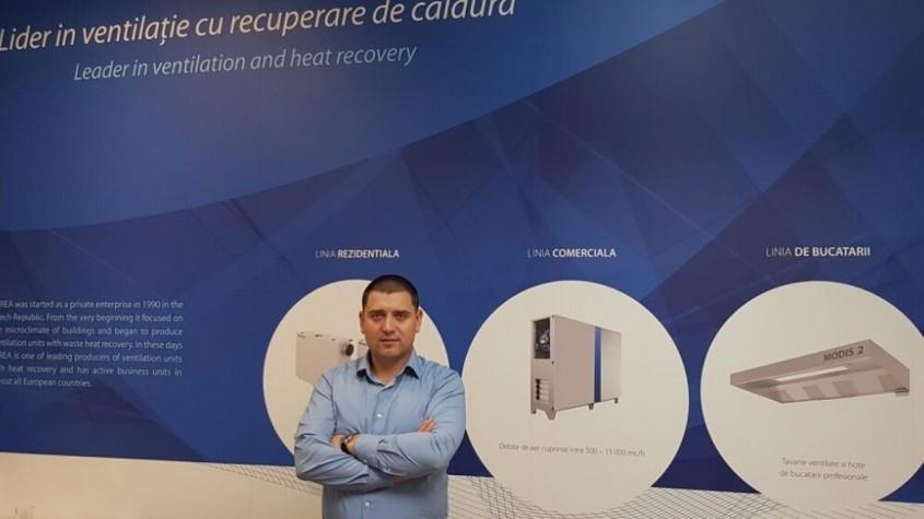 Atrea a implementat sisteme de ventilație cu recuperare de căldură în cinci școli din București
