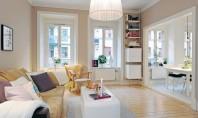 Inspiratie pentru familisti design accesibil confortabil si practic pentru un apartament cu patru camere Iata un