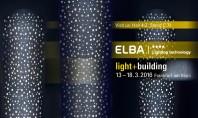 ELBA la LIGHT + Building 2016 Va invitam sa vizitati ELBA la cel mai important targ