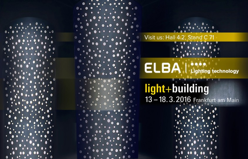ELBA la LIGHT + Building 2016