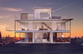 O casa flexibila ce se poate extinde in functie de nevoile fiecaruia