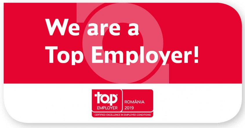 Top Employer Saint-Gobain Romania