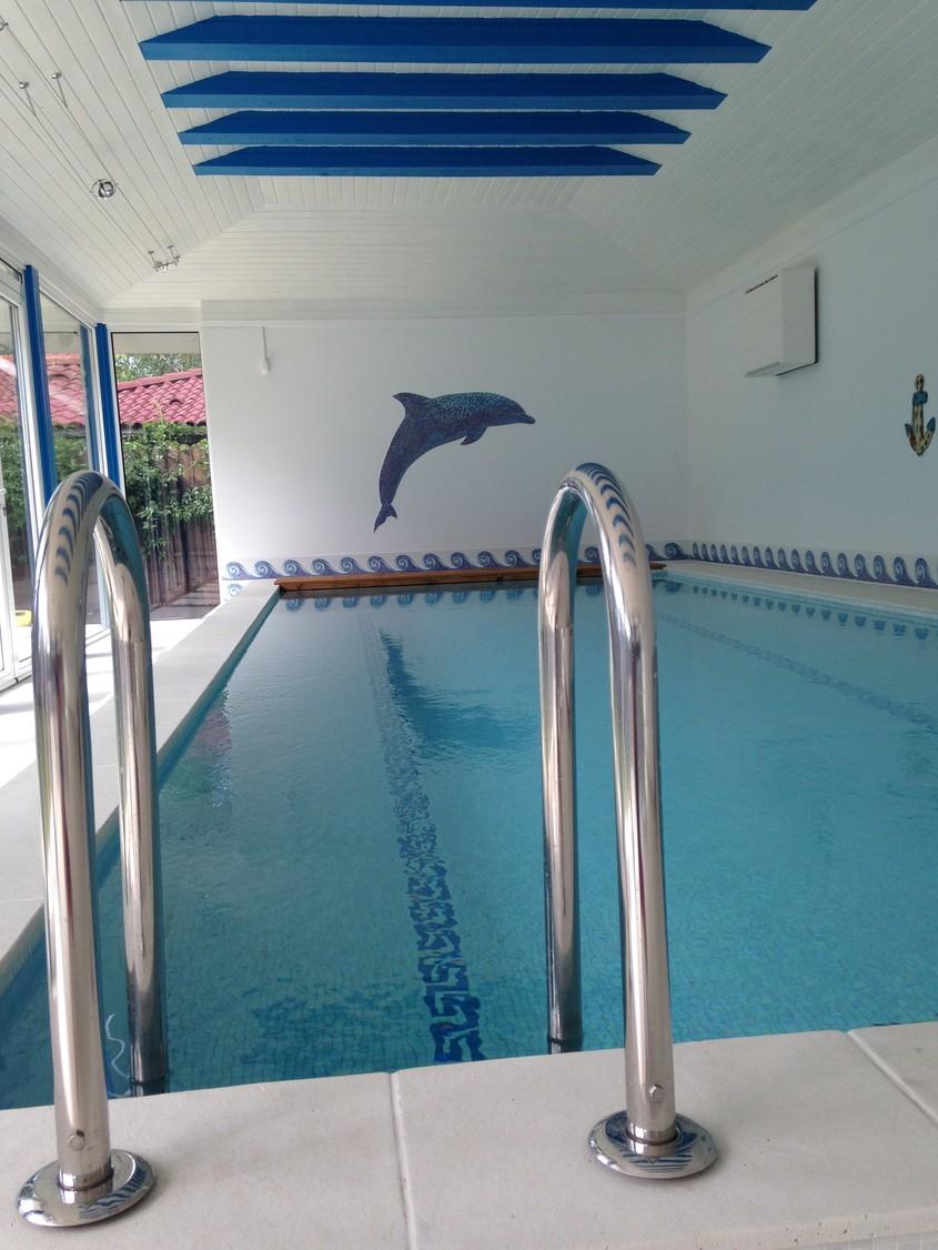 piscina - Instrucțiuni de utilizare a echipamentelor de filtrare, tratare și încălzire a