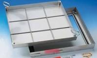 Ideal in industria alimentara fabrici de lapte sau spitale - Capacul HagoDeck BVE Capacul de camin