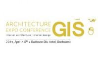 Arhitecti premiati din 10 tari, la GIS Bucuresti, pe 7 si 8 aprilie