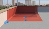 Hidroizolarea teraselor exterioare cu infiltrații de apă Infiltrațiile de apă constituie cel mai temut dușman al