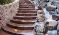 Idei pentru amenajarea treptelor exterioare O scara reprezinta un punct central ce poate avea puterea de