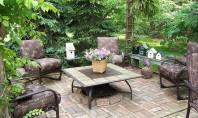 Cum alegem mobilierul pentru exterior? Mobilierul de exterior fiind expus in permanenta la factorii de mediu