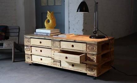 Integrează vechea mobilă într-un decor nou