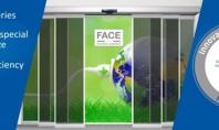 FACE- Premiul pentru Inovație la R+T 2018 Stuttgart Este primul producator de usi glisante automate care