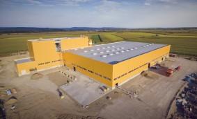 Elis Pavaje începe producția în cea de-a treia fabrică, din nordul Moldovei