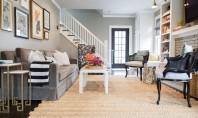O casa confortabila pe coasta de est Jessica este designer de interior astfel ca i-a fost