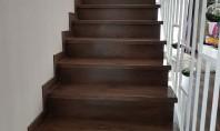 Treptele din lemn elegante și trainice Treptele din lemn vor fi alaturi de dumneavoastra decenii pastrandu-si