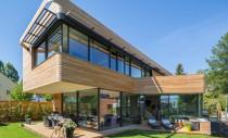 Casele care produc energie sunt viitorul unui mod de trai in armonie cu natura