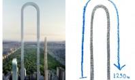 Inovatii in arhitectura un turn indoit ce va deveni cea mai lunga cladire din lume Proiectul
