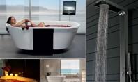 Relaxare totala Camera de baie reprezinta mai mult decat o camera functionala ea poate reprezenta un