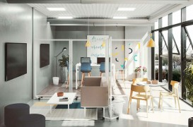 Spații de cazare, transformate în birouri. Cum se readaptează industria hotelieră