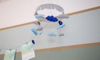 Cum să faci un norișor de ploaie iluminat pentru camera copilului tău Iata cum poti sa