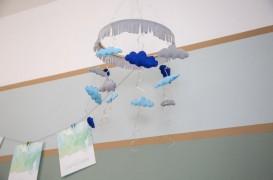Cum să faci un norișor de ploaie iluminat pentru camera copilului tău