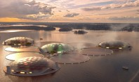 Un paradis tropical construit lângă Helsinki ar putea încălzi întreg oraşul Hot Heart este un proiect
