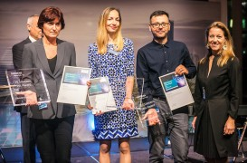 Siemens CEE Press Award 2016 - un jurnalist roman, unul dintre cei trei castigatori din Europa Centrala si de Est
