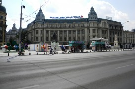 BCR vinde palatul istoric din Piața Universității