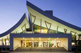Proiectul cladirii centrului Zanka finalist in cadrul Mies van der Rohe 2013 va fi prezentat la