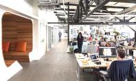 Birourile Autodesk din San Francisco un loc de munca cu creativitate Autodesk este o companie de