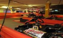 Penetron - Subsolul Mall Kista Galleria - Suedia