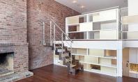Un loft din New York isi dubleaza suprafata Cum este posibil sa transformi un loft de