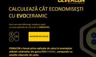 Calculeaza cat economisesti cu Evoceramic Cemacon a lansat prima aplicatie de calcul al avantajelor utilizarii caramizilor
