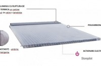 SUNLITE CONTROL - Sistem inteligent de umbrire marca HEXADOME