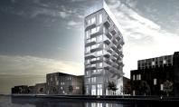 Cum structura unui vechi siloz poate deveni bloc de apartamente Orasul Copenhaga este in plina schimbare