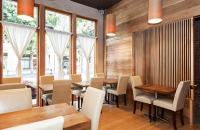 Kusakabe sushi-bar, combinatie de cultura traditionala si arhitectura durabila