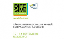"Noile tehnologii si inovatii ""in actiune"" la BIFE-SIM 2014"