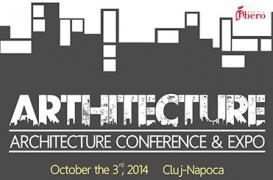Numaratoarea inversa a inceput: In mai putin de 10 zile ne vedem la ExpoConferinta ARThitecture!