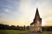 Cele mai neobisnuite biserici din lume! Iata cateva biserici cu adevarat deosebite, de la planul de proiectare si pana la materialele folosite!