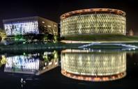 Cladire impresionanta in unul dintre cele mai vizitate orase din China