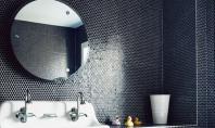 Banutii de mozaic creeaza un decor deosebit Formele micute circulare din ceramica sau sticla pot foarte