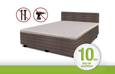 10 minute iti amenajezi dormitorul apoi ai liber la somn!
