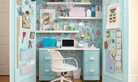 Exemple despre cum poate incapea un birou intr-un dulap In aceasta perioada ne-am vazut nevoiti sa