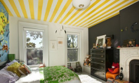 Si tavanele pot fi decorate pentru a pune in valoare spatiul Fiecare camera din propria casa