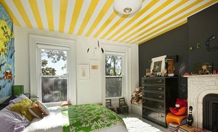 Cum putem decora tavanele pentru a pune în valoare spaţiul