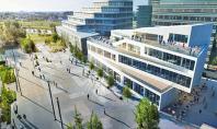 O volumetrie cu forme in zig-zag un nou simbol arhitectural pentru Calgary Biroul de proiectare din